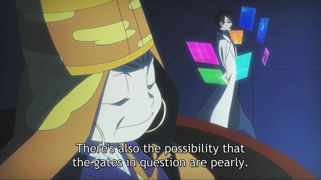 Kurama and Fushimi