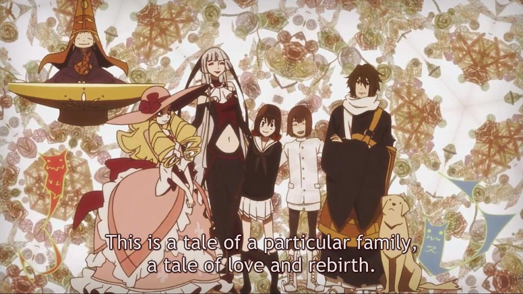 The Kousanji family