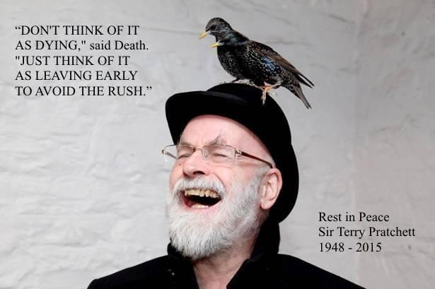 Pratchett and friends