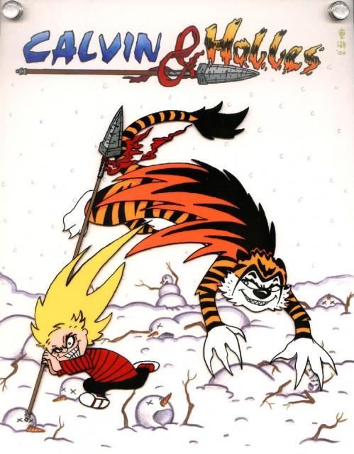 Calvin and Tora
