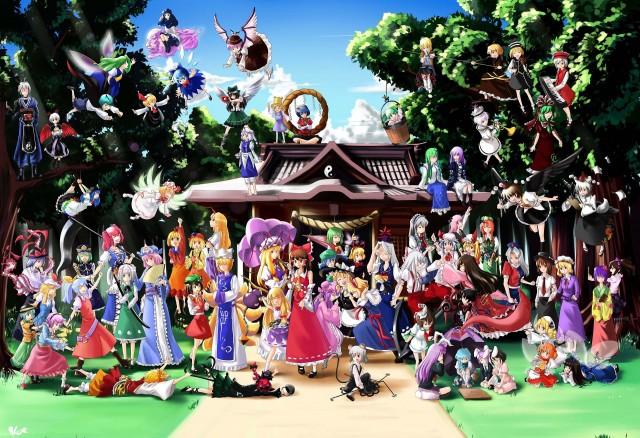Inhabitants of Gensokyo