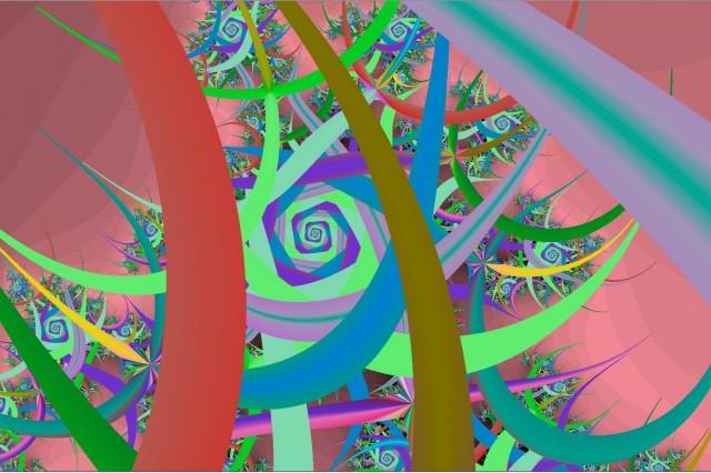 fractal domains