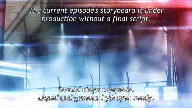 No script