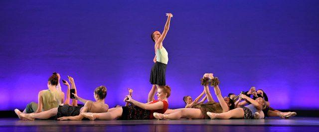Modern ballet 3